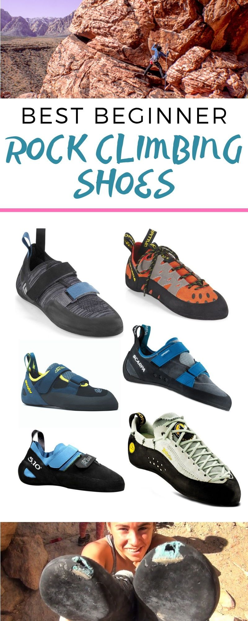best indoor climbing shoe
