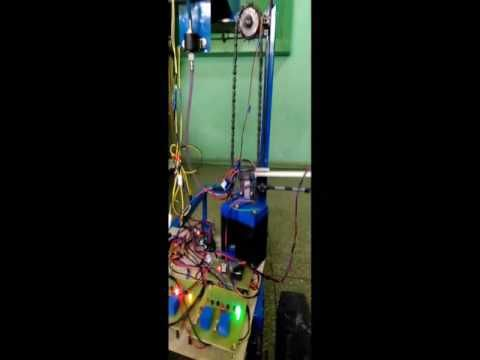 Automatic Wall Painting Machine Final Year Eee Project Youtube Projects Painting Wall