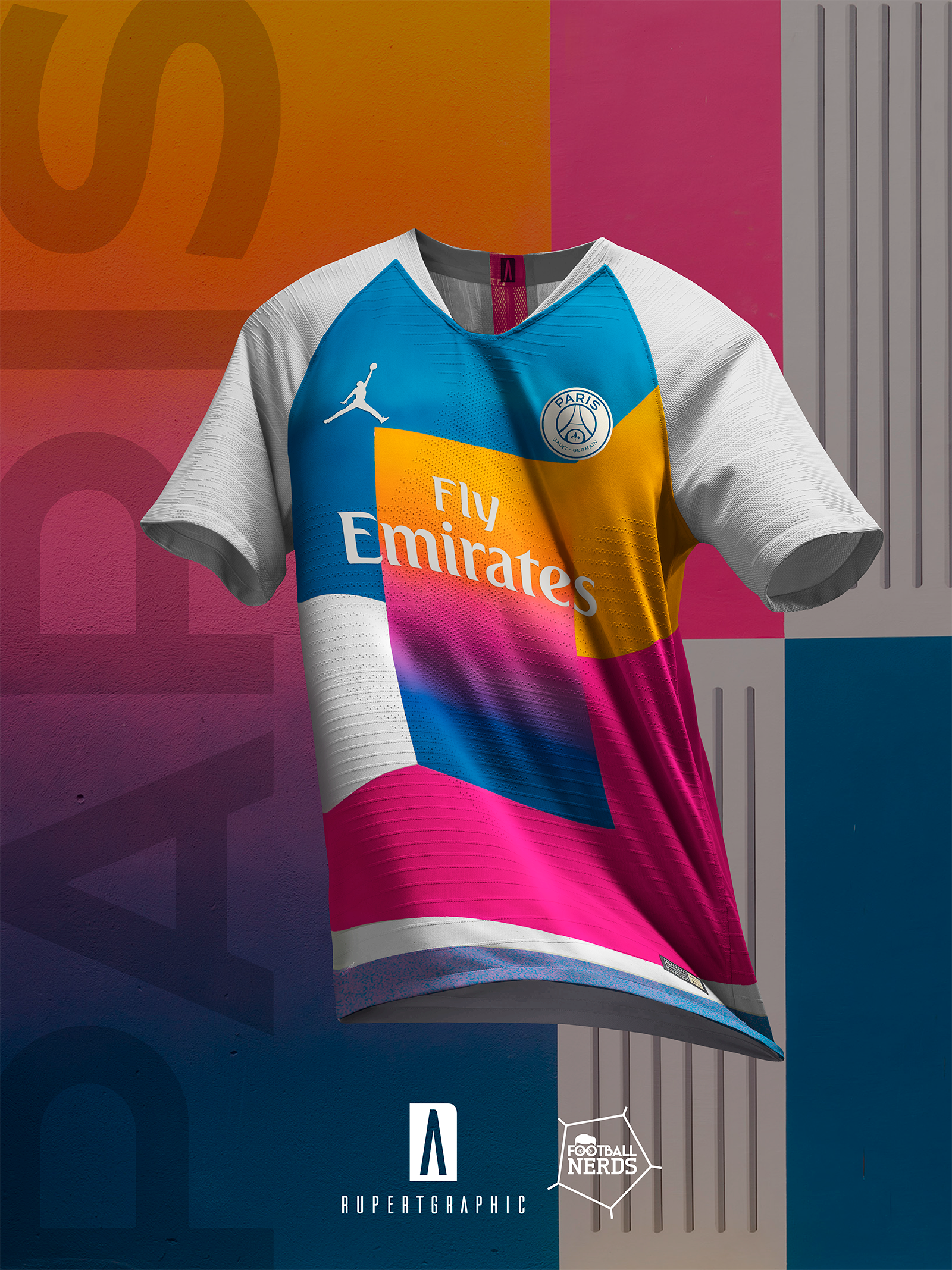 Paris Saint Germain special concept 19/20 on Behance