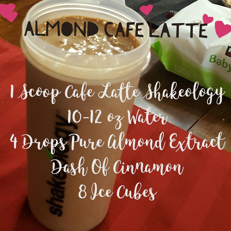 My favorite Cafe Latte Shakeology recipe | Herbalife shake recipes, Shakeology, Cafe latte recipe