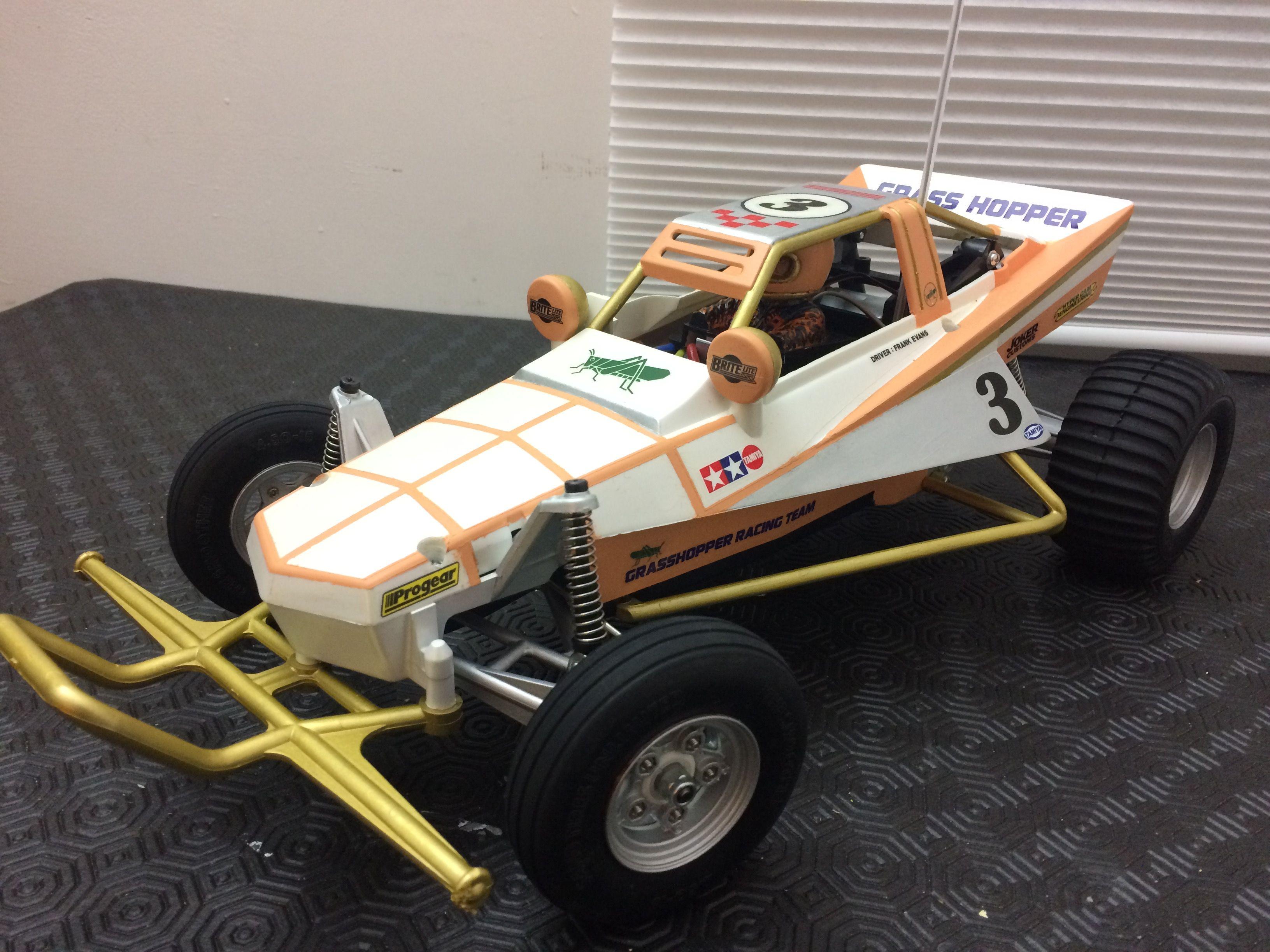 Tamiya with custom paintwork Rc cars, Car