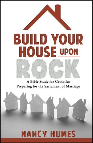 build your house upon rock a bible study for catholics preparing rh pinterest com