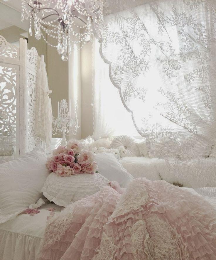 sweet shabby chic bedroom decor ideas spaces i love shabby rh pinterest com