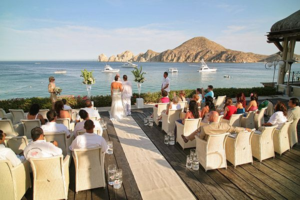 Cool Wedding Location Casa Dorada Cabo San Lucas