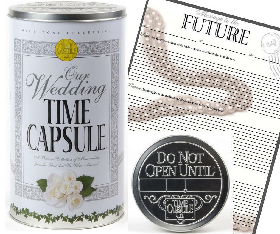 Wedding Time Capsule Wedding Gift Ideas Wedding Keepsake Wedding Time Capsule Wedding Time Wedding Keepsakes
