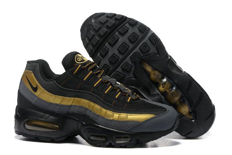 Original Nike Air Max 95 Essential 20 Anniversary 538416 007