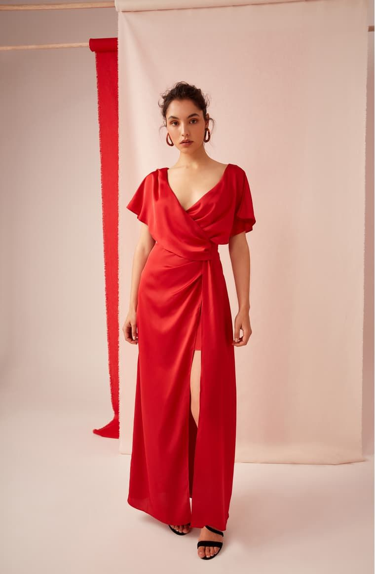 Keepsake The Label Uncovered Gown