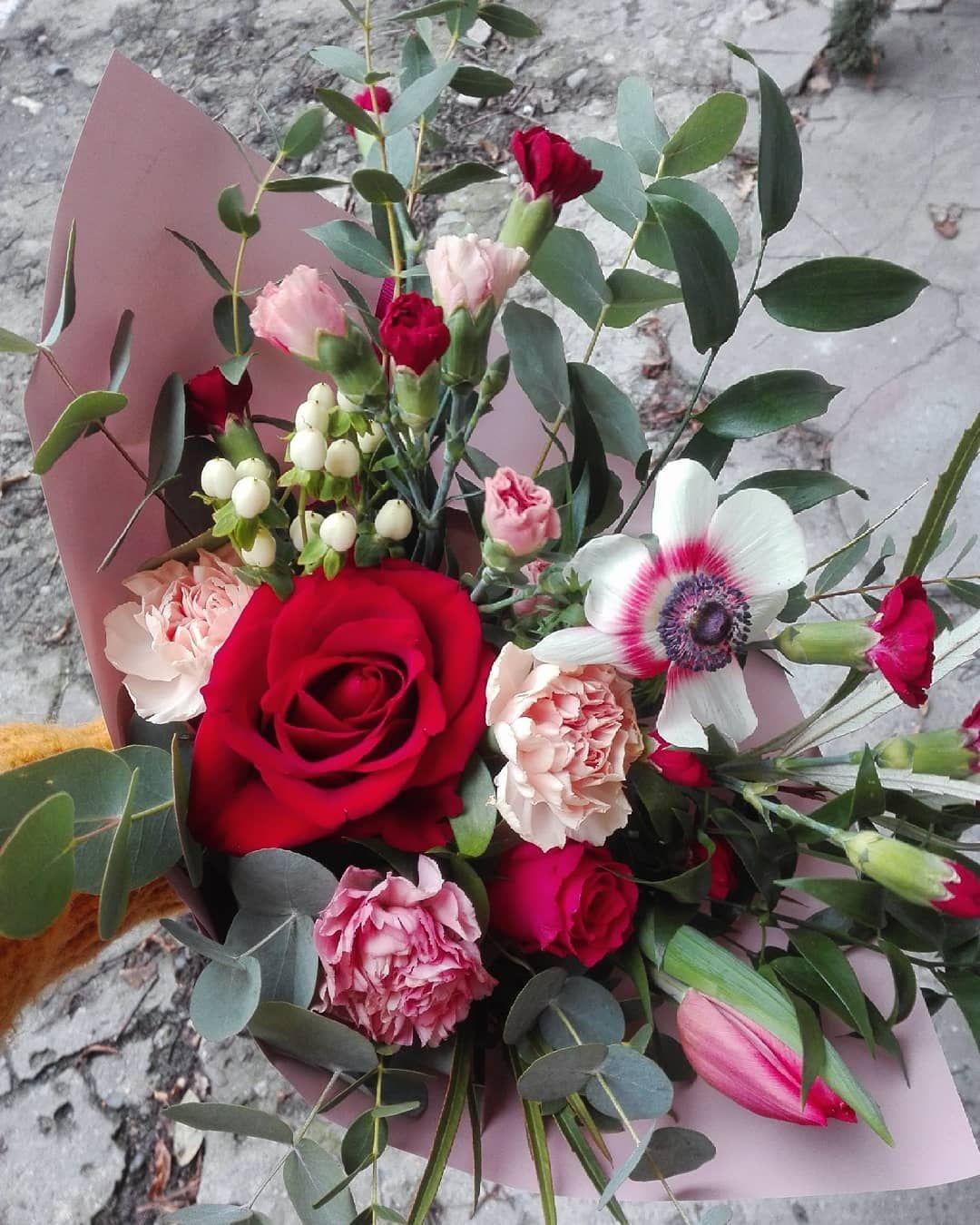 Dzien Dobry Wtorek Bukiet Dla Swiezo Upieczonej Mamy Kwiaty Pocztakwiatowa Dekoracje Dostawakwiatow Kwiatykrakow