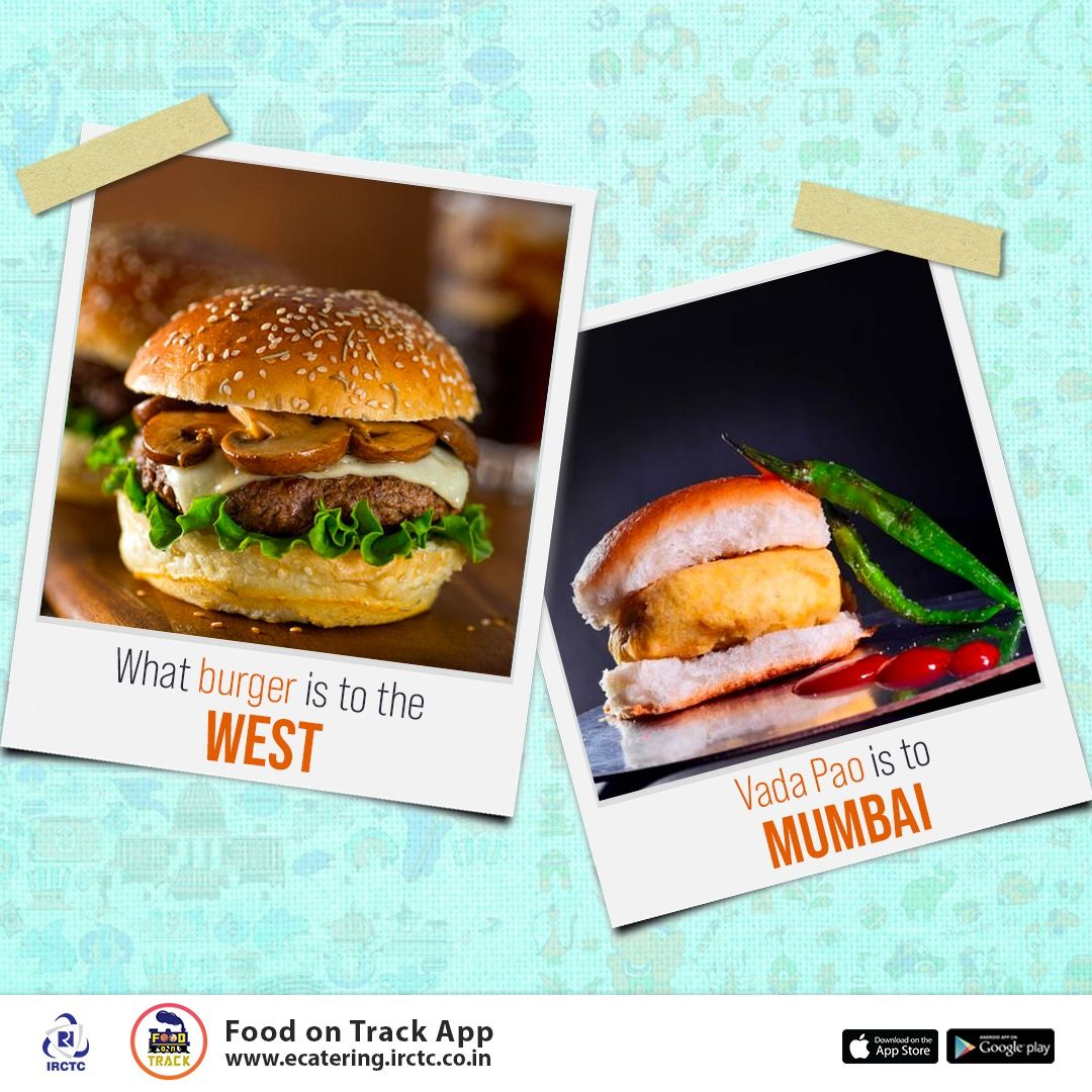 IRCTC Who doesn't like But if you are looking for a quick bite, then there's nothing better than hogging on a delicious A delicacy local to you can now order it on train. How? 'Food On Track' App/ .in/ Call - 1323.