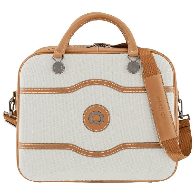 Clet By Delsey Tote Carry On Bag Angora White Luggage Brands
