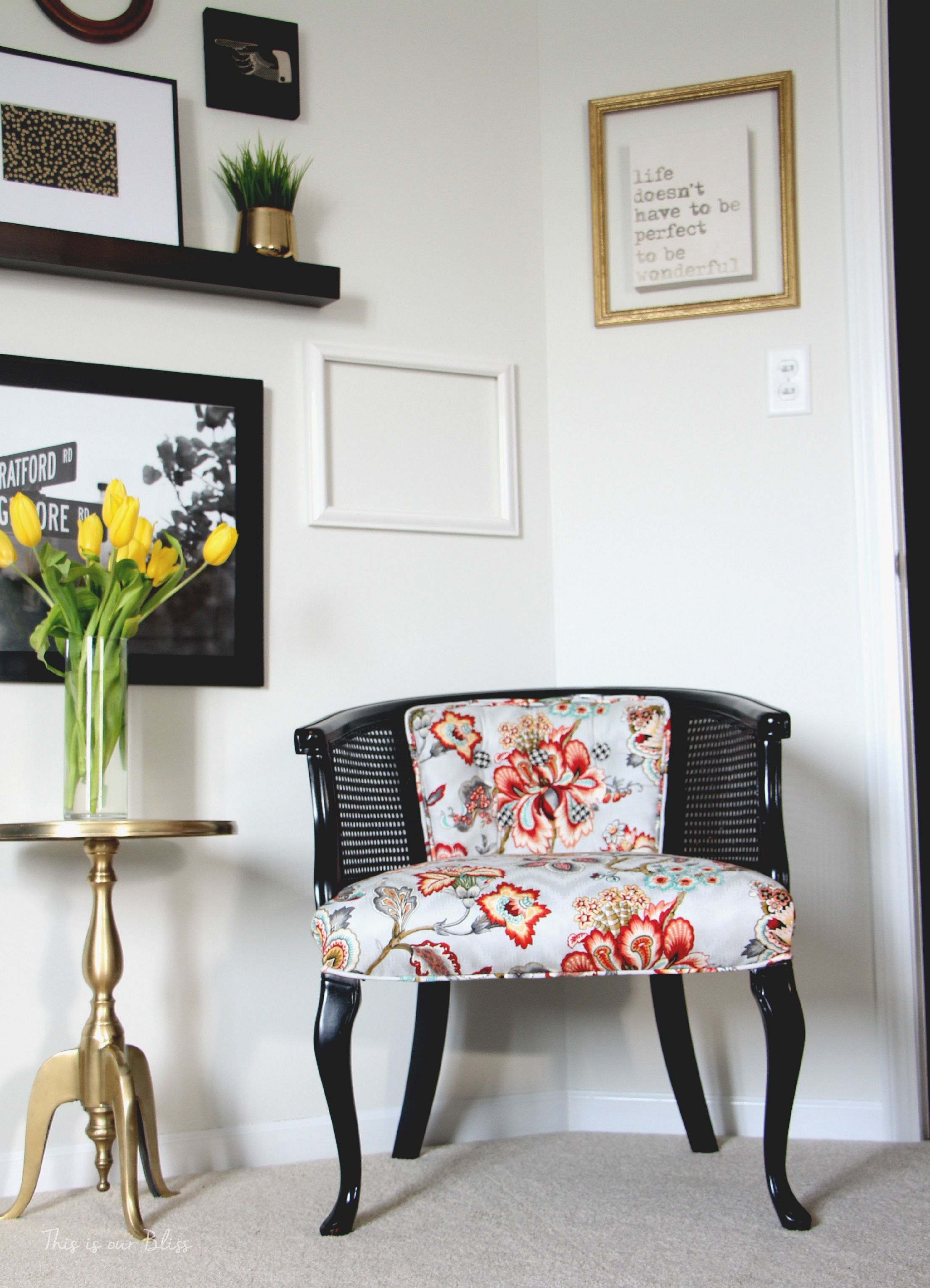 guestroom reveal furniture picture ledge guest room picture wall rh pinterest co uk