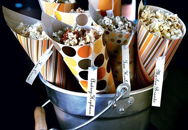 Que tal uma sessão de cinema em casa, com direito a muita pipoca?