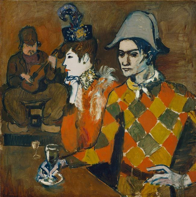 At The Lapin Agile Art Pinterest Picasso Arte And Pablo Picasso
