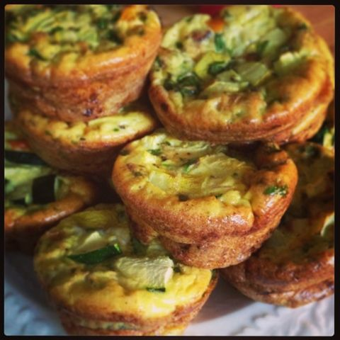 food for foodies #Egg #muffins! Very #practical, #easy  and #fun for #brunches and #lunches. #paleo #paleofriendly #food