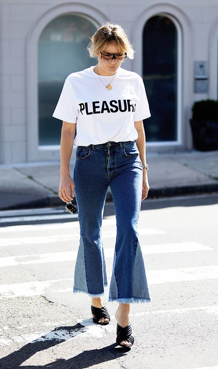 These Jeans Are Now Officially More Popular Than Skinnies