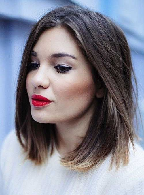 Medium To Short Hairstyles Alluring 50 Short To Medium Hairstyles For 2016  Pinterest  Mid Length