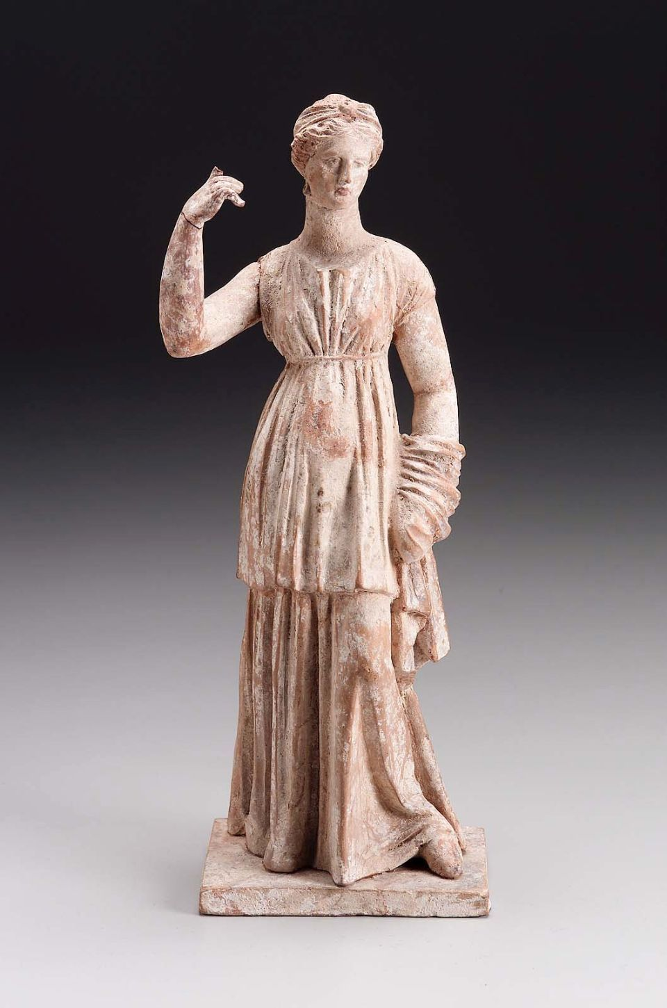 Woman, standing Greek, Hellenistic Period (?), 32331 B.C