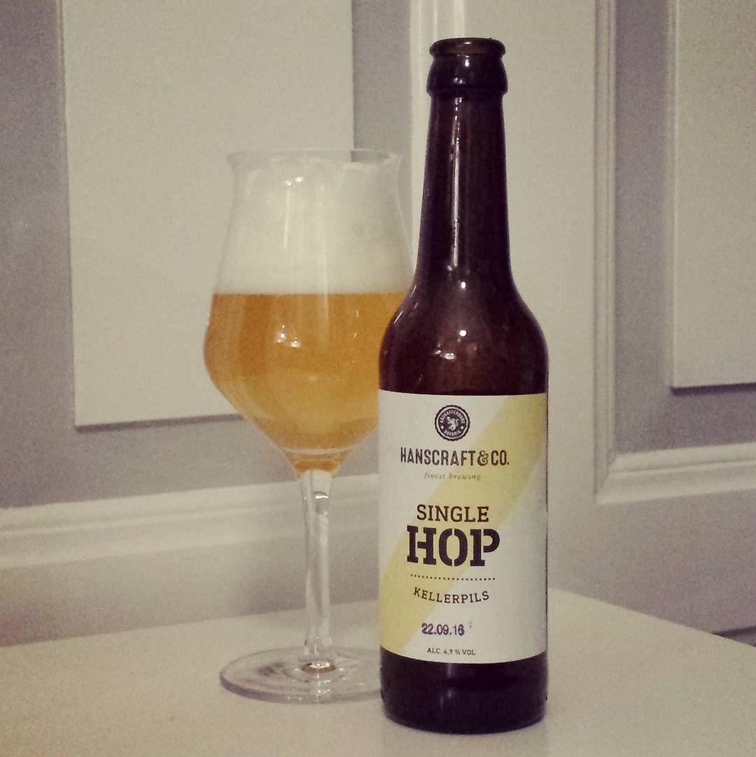 Hallertau single hop