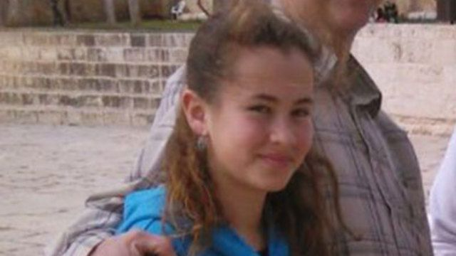 Palestinian terrorist stabbed a 13-year old to death in her bedroom on Thursday morning after he infiltrated the West Bank settlement of Kiryat Arba, which…