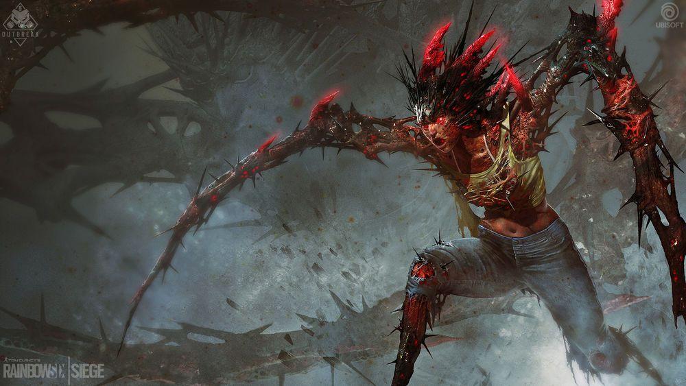 Outbreak Dark Creatures Tom Clancy S Rainbow Six