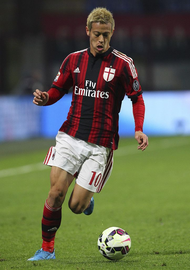 AC Milan chief rubbishes claims Keisuke Honda wanted out amid ... | 1024x723
