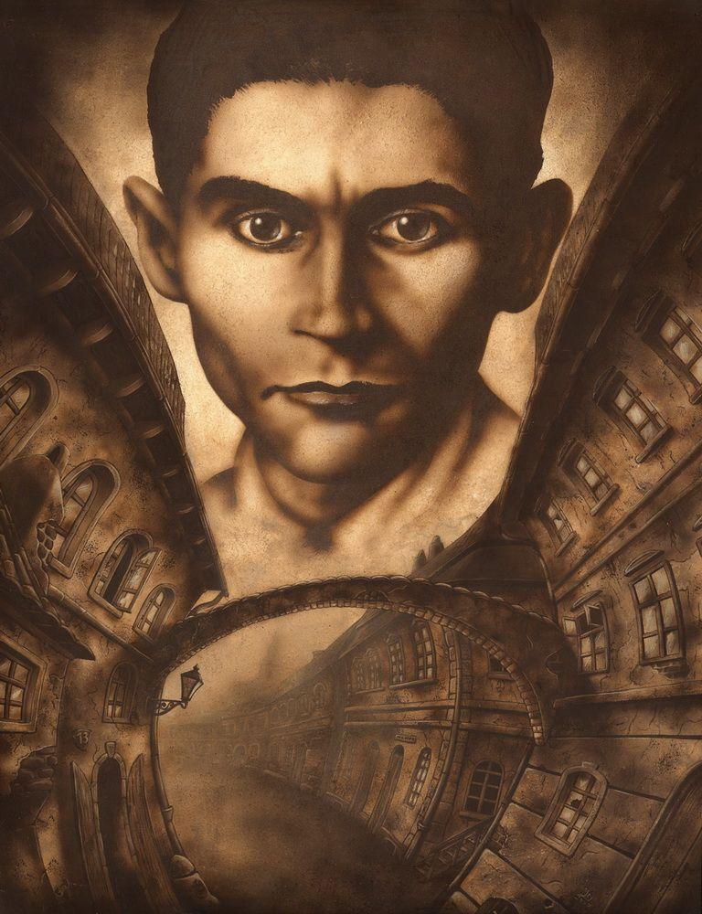El castillo - Franz Kafka, ver y leer en anibalfuente.blogspot.com.ar