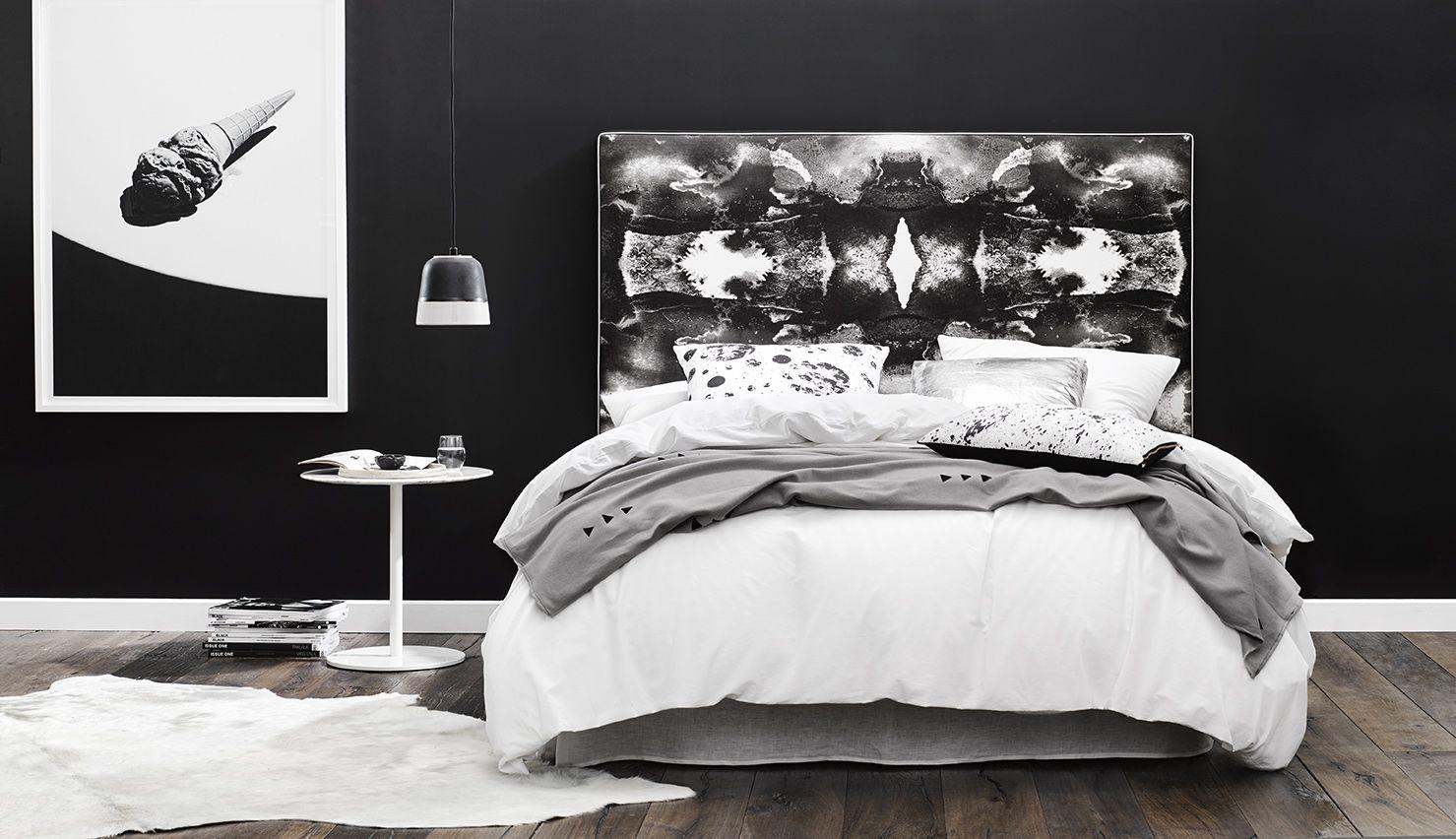 Bedrooms SMOKE u0026 MIRRORS BED HEAD