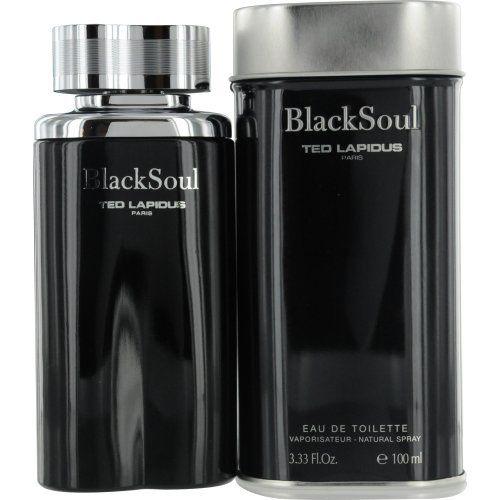 Black Soul by Ted Lapidus Eau De Toilette Spray for Men, 3.4 Ounce by Ted Lapidus. $28.65. Design House: Ted Lapidus. Black Soul by Ted Lapidus Eau De Toilette Spray 3.4 oz for Men. Save 61% Off!