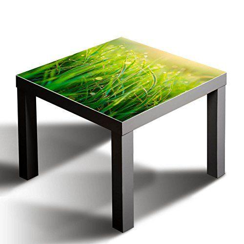 Gsmarkt Glasbild Abdeckplatte Glasplatte Fur Ikea Lac Https Www Amazon De Dp B01n8tgtjp Ref Cm Sw R Pi Dp X Rmtiybsthrsbp Home Decor Furniture Table