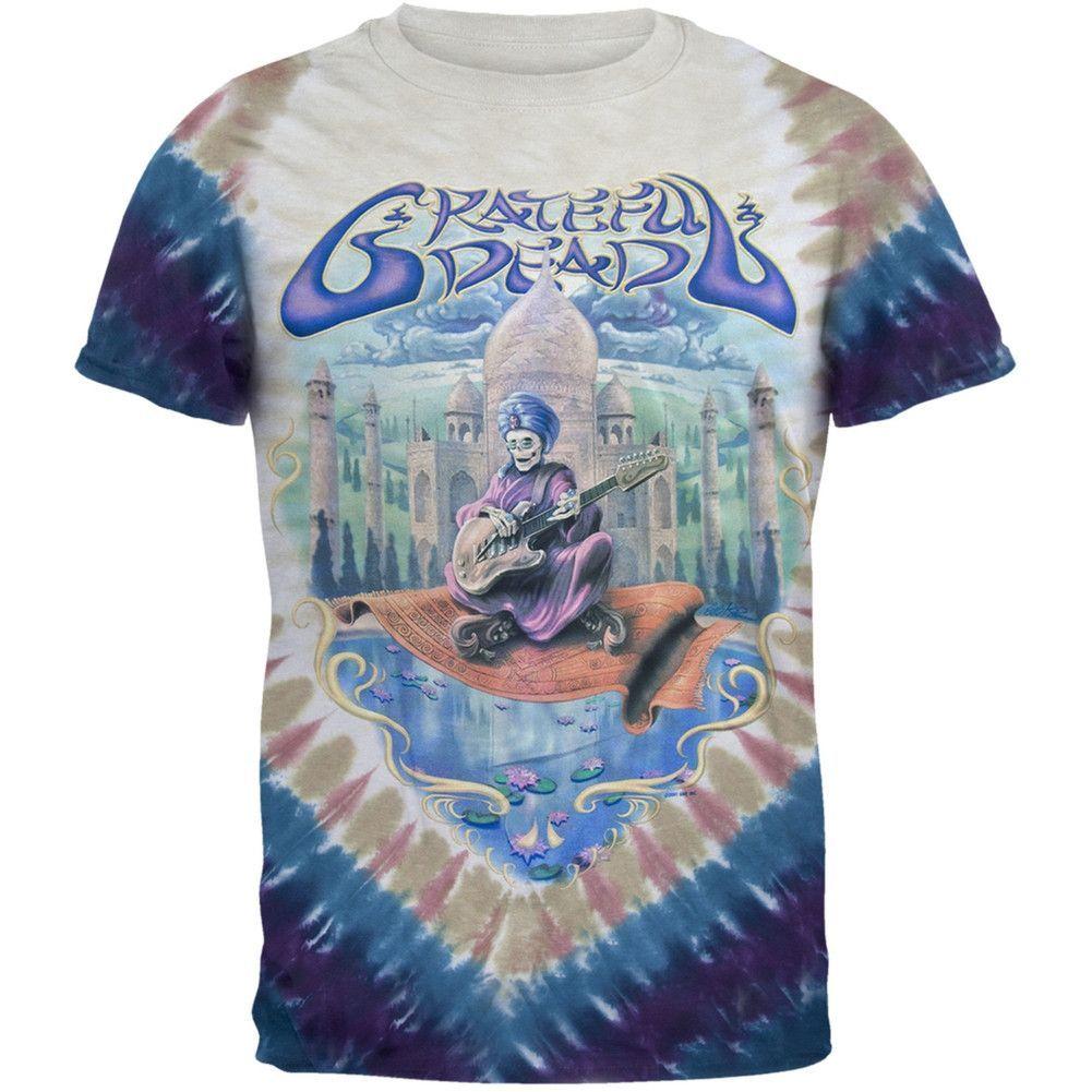 40fd50205 Grateful Dead - Carpet Ride T-Shirt | Products | Grateful dead, T ...