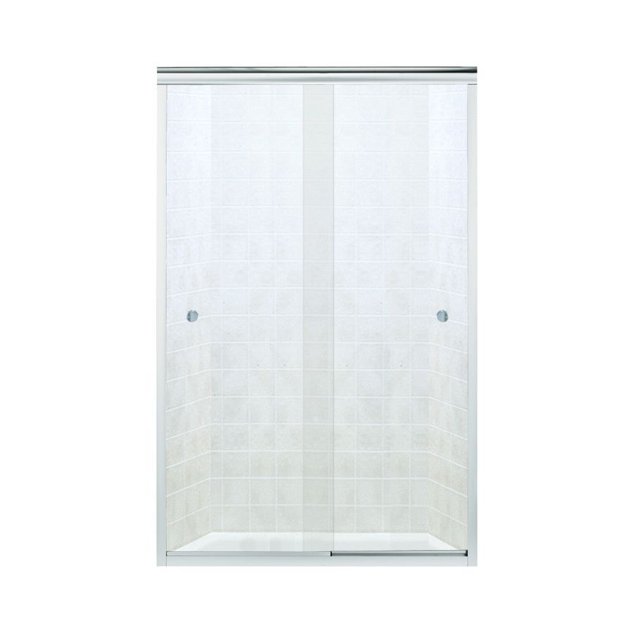 Sterling Finesse 42 625 In To 47 625 In W X 70 0625 In H Frameless