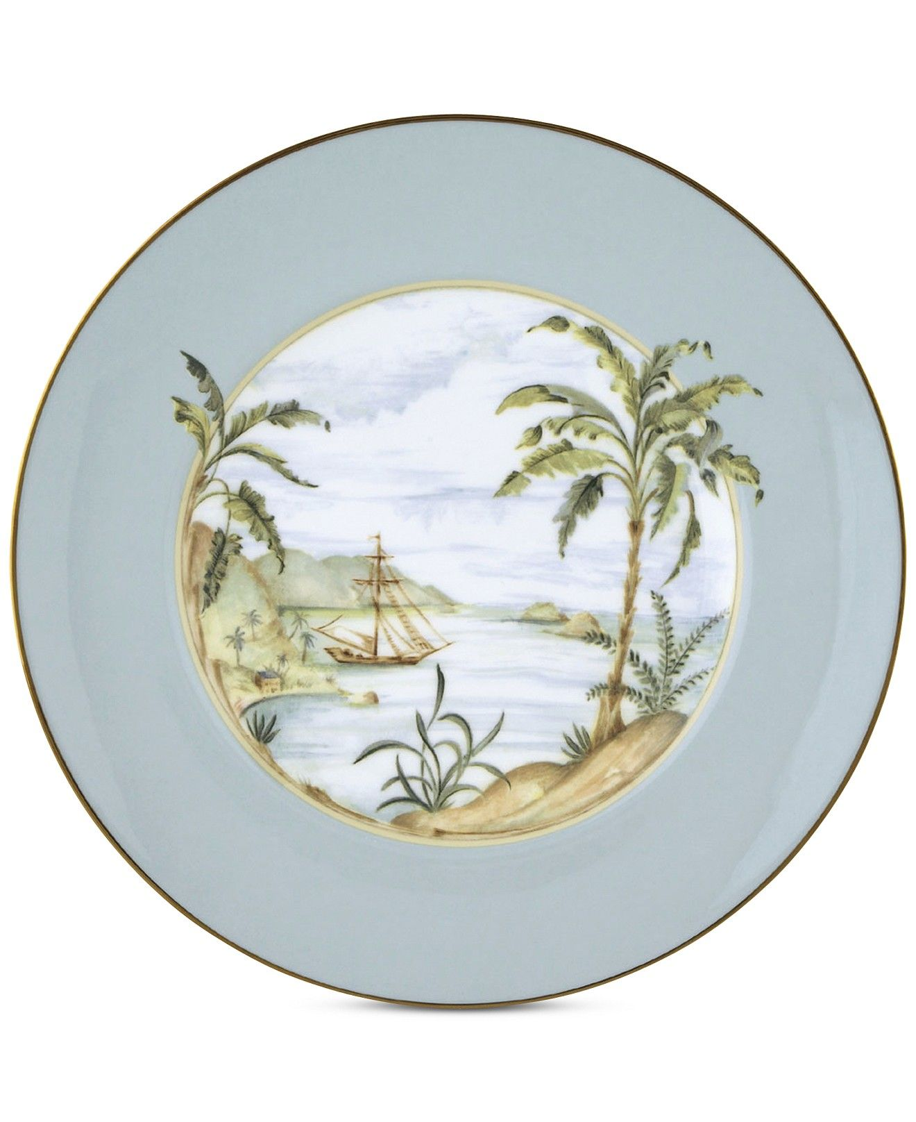 Lenox British Colonial Accent Salad Plate
