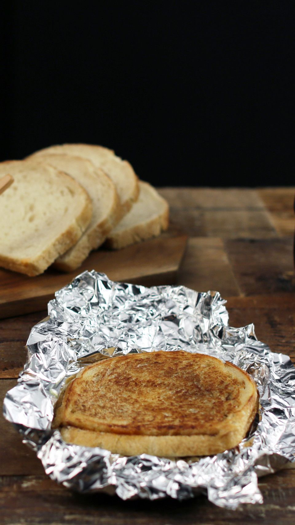Grilled Cheese With a Clothing Iron Recipe Grilled