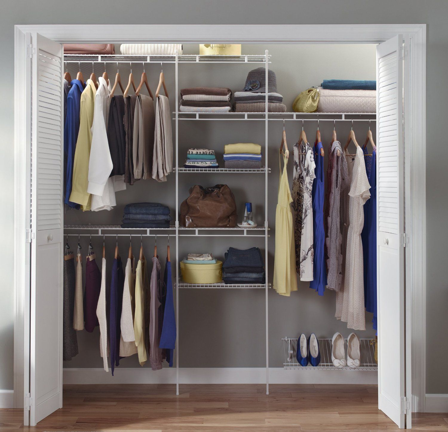 Spring Cleaning Closet Organization Tip Create a