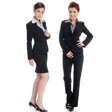 Resultado de imagen para trajes vestir formal mujeres
