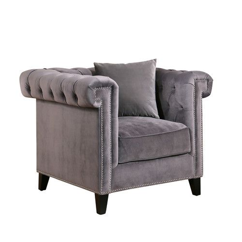 found it at joss main liza velvet armchair just looking rh pinterest com