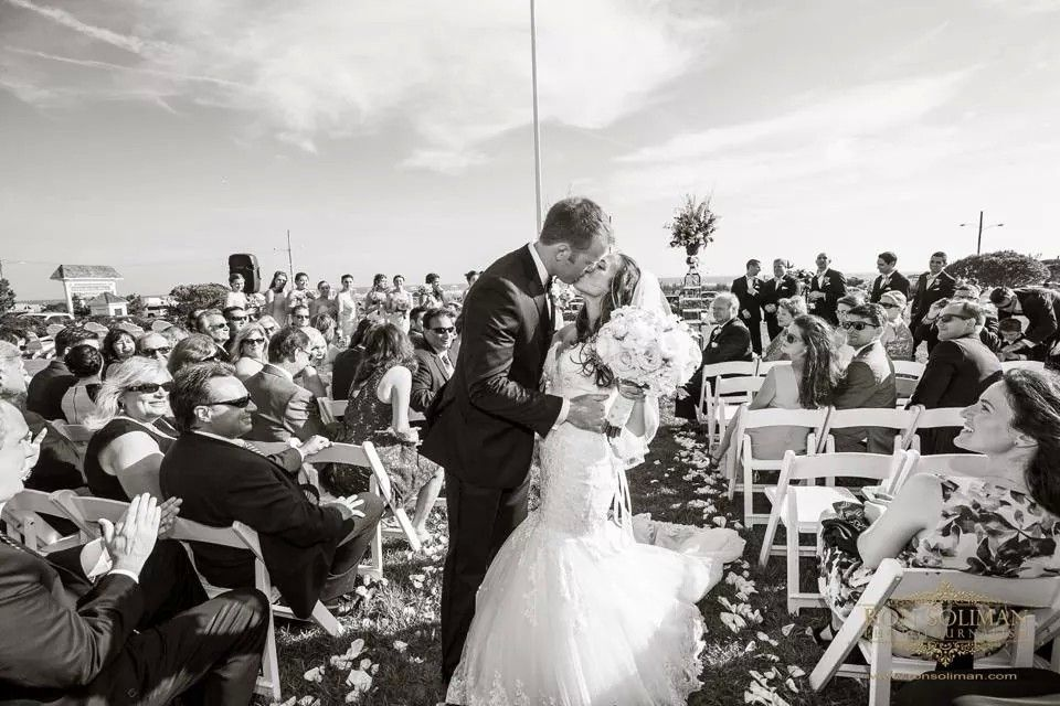 beach wedding in new jersey%0A We love being a Cape May destination wedding venue    CapeMay