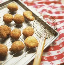 -{ Cold Water Hush Puppies