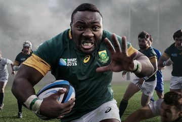 South Africa Springboks 2015 Rugby World Cup Asics Home And Away Kits Football Fashion Org 2015 Rugby World Cup Rugby World Cup Rugby