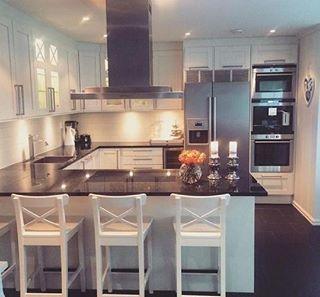 Home Decorating Ideas Kitchen INTERIOR123❤️ Denise Gardner By @marerittenDo … Instagram photo
