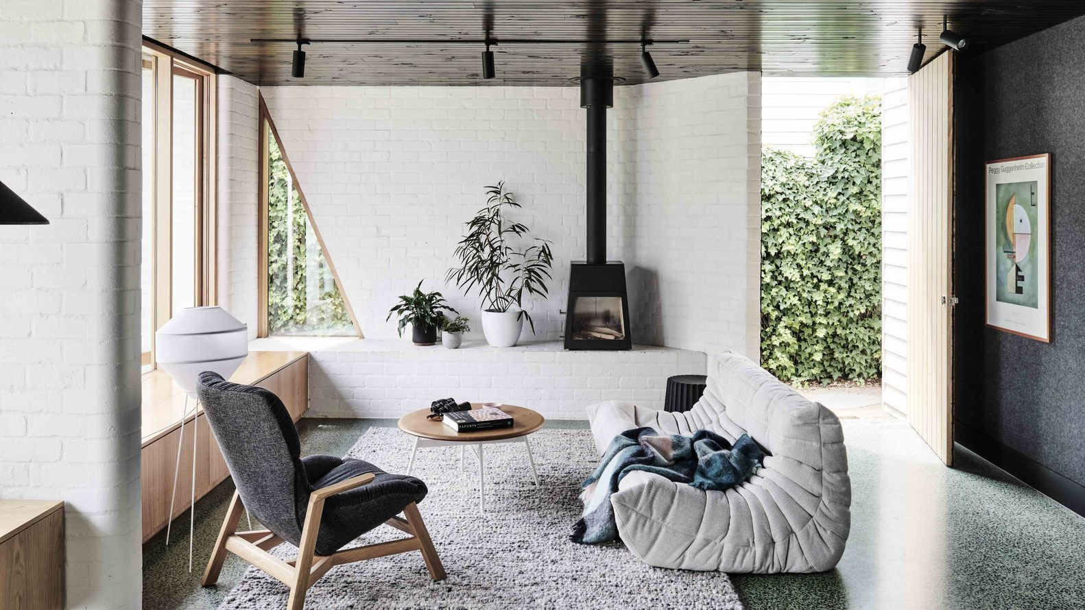 gallery of brunswick west house taylor knights 3 home rh pinterest com