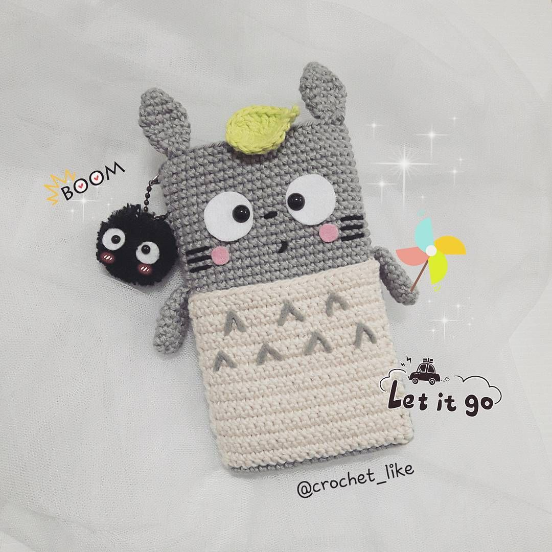 let\'s go!! #totoro #crochet#crocheting#crocheteveryday #handmade ...