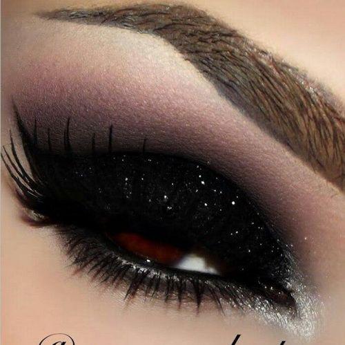 Sexy black eye