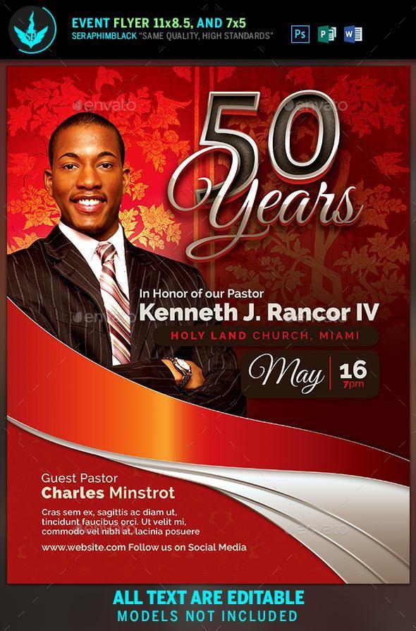 Flyer Design Blank Church Flyer Background