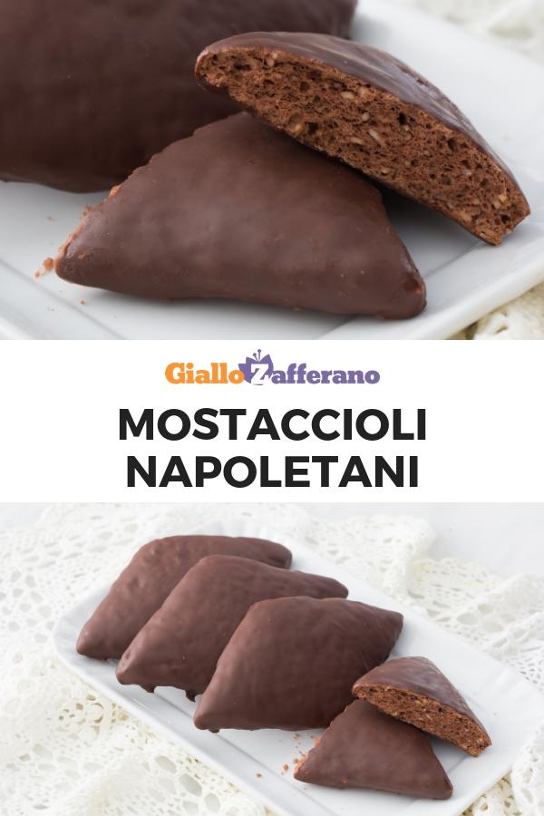 Photo of Mostaccioli napoletani