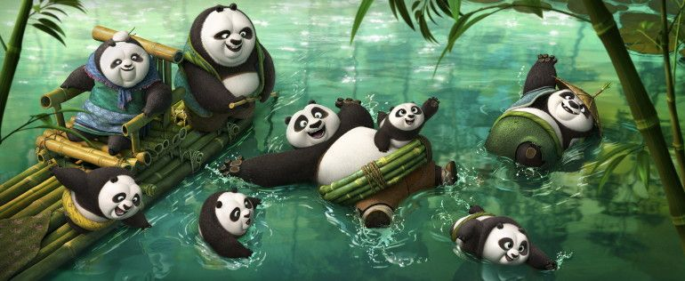 'Kung Fu Panda 3′ is a knockout | The Columbian