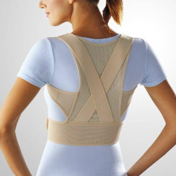 77ac5bff7b0a3 Posture Corrector Belt Back Shoulder Brace Support Corrective Vest ...