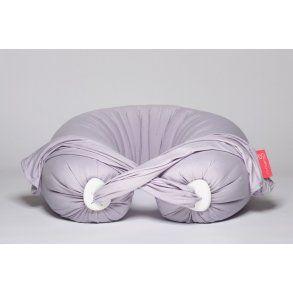bbhugme gravidpute og ammepute Lavender - Vanilla multifunksjonell