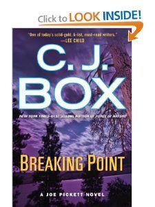 Breaking Point (A Joe Pickett Novel): C. J. Box: 9780399160752: Amazon.com: Books