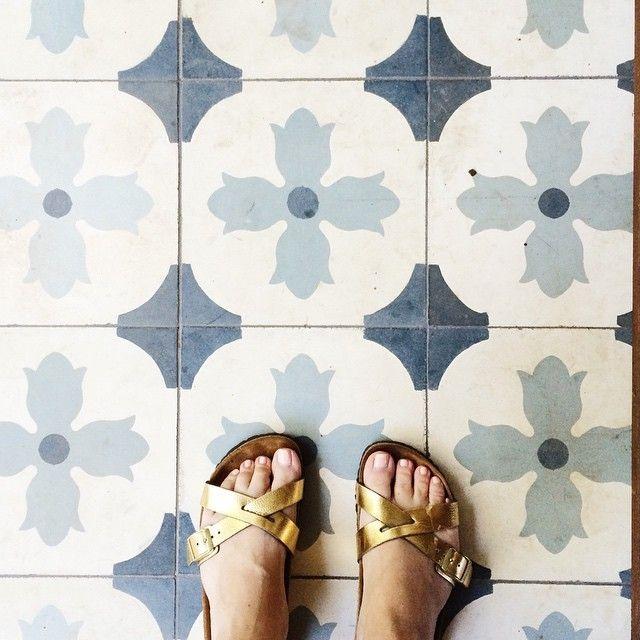 Decorative Tile Floors Gorgeous Decorative Tile Ideas  Concrete Tiles Concrete And